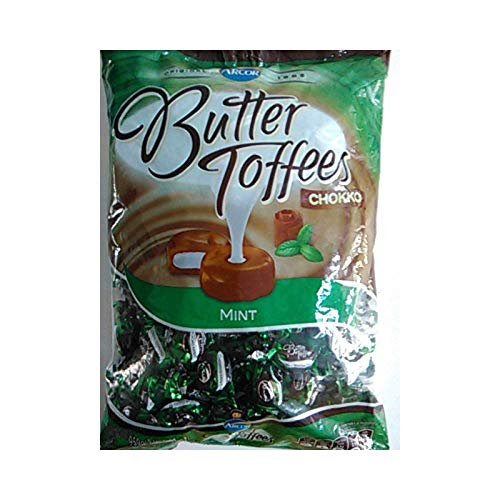 Arcor Butter Toffees Mint Chocolate 950g 2.1lb.