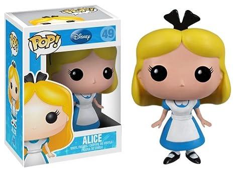 Funko POP Disney Series 5: Alice Vinyl Figure - Alice & Olivia Silk Blouse