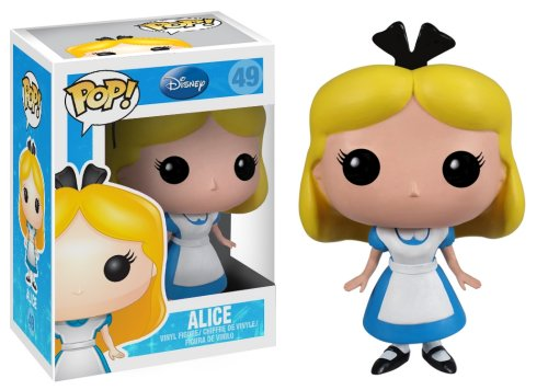 In Costume Alice Wonderland 2016 (Funko POP Disney Series 5: Alice Vinyl)