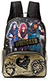 Disney Descendants Wicked 16 inch Backpack with Side Mesh Pockets