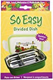 Fresh Baby So Easy Divided Dish, Green