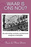 Waar Is Ons Nou?, Annie Du Plessis-Broere, 1493596160
