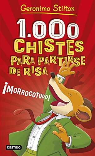 1.000 chistes para partirse de risa (Spanish Edition) by [Stilton, Geronimo]