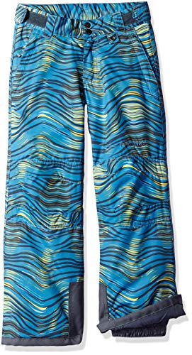 Arctix Youth Reinforced Snow Pants, Large, Blue ()