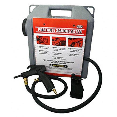 Portable Air Sandblaster