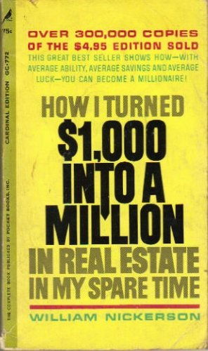 How I Turned $1, 000 Into a Million in Real Estate in My Spare Time