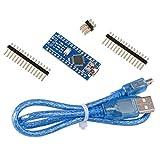 For Arduino Nano V3.0, Elegoo Nano board CH340/ATmega328P with USB cable, compatible with Arduino Nano V3.0