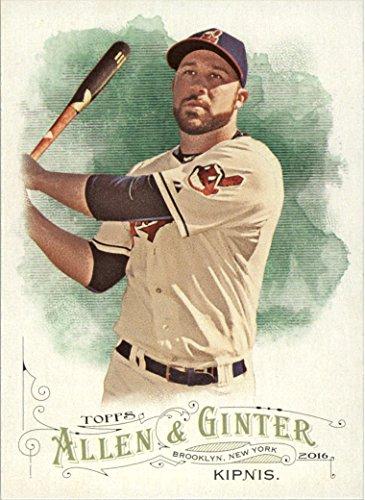 2016 Topps Allen and Ginter Baseball #96 Jason Kipnis Cleveland Indians