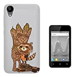 Best Sunny Fashion Cat Trees - C01677 - Kawaii Cute Racoon Tree Hug Design Review