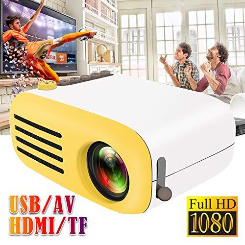 Hanbaili 4K 3D Full HD Projector 4K 3D 1080P HD Proyector DLP Mini ...
