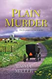 img - for Plain Murder (A Stone Mill Amish Mystery) book / textbook / text book