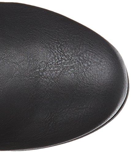 Tom Tailor 8591704 - Botas Mujer Negro - negro