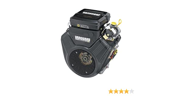 Briggs Stratton V Twin Vanguard OHV Engine With Electric Start 570cc 1in X 2 29 32in Shaft Model 356447 3079 G1