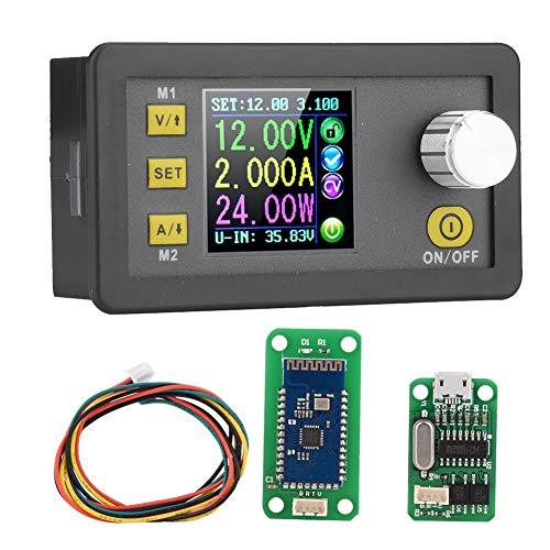 デジタル電源モジュール 降圧電源降圧モジュール DPS3005 / DPS5005 通信バージョン 降圧電源降圧コンバータ+ Bluetoothボード DC-DC降圧コンバータ(DPS5005-USB-BT)