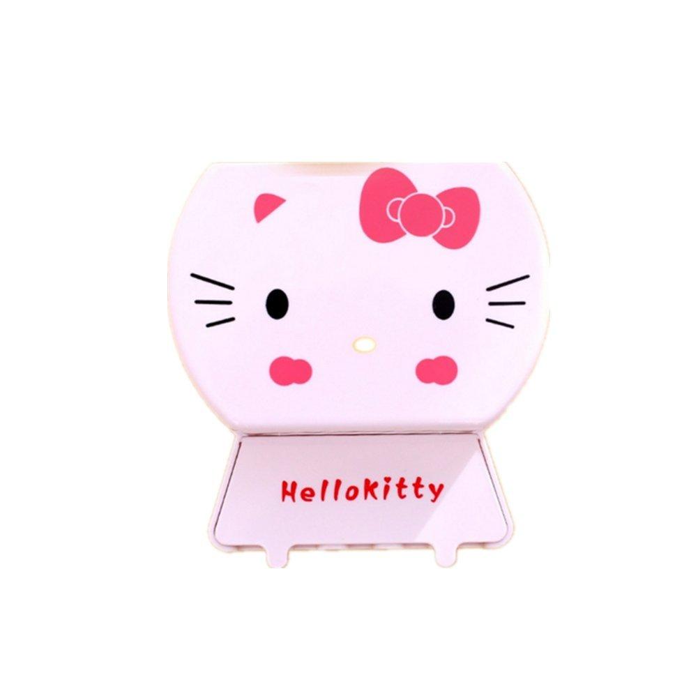 YOURNELO Creative Cartoon Hello Kitty - Soporte multifunción para cepillo de dientes: Amazon.es: Hogar