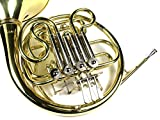 Monel Rotors Bb/F 4 Keys Double French Horn
