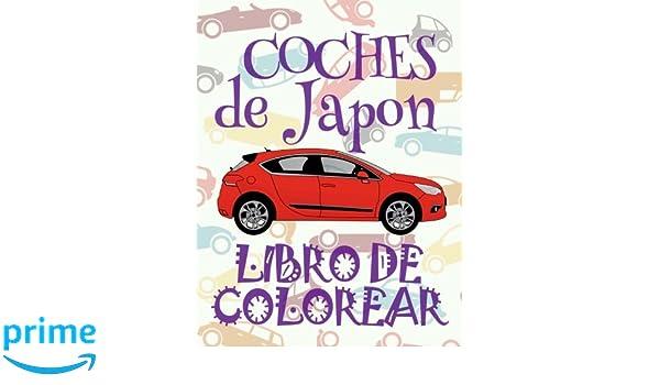 Coches de Japon Libro de Colorear: ✌ Cars of Japan ~ Adults ...