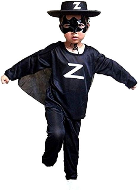 Disfraz de zorro - disfraz - carnaval - halloween - espadachín ...