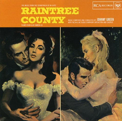 Raintree County (1957 Film Soundtrack) (Imports County)