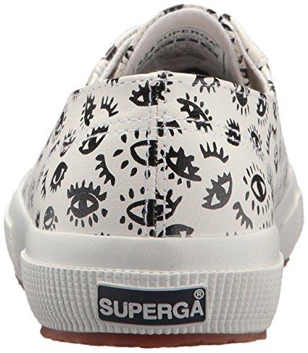 Delle Multi Sneaker Bianco 2750 Puprintw Donne Superga 6xYqprZ6w4