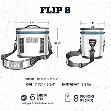 YETI Hopper Flip Portable Cooler