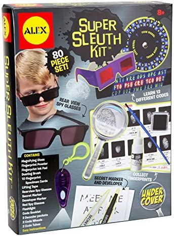 Alex Super Sleuth Kit Kids Spy Kit