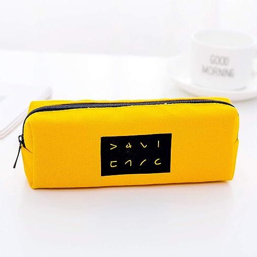 Amazon.com : 4Clovers Pencil Organizer Fashion Letter ...