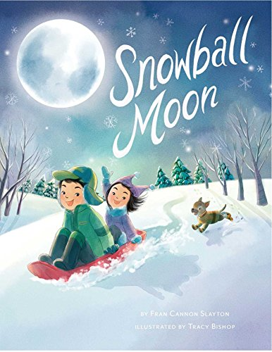 Snowball Moon (Mini Bee Board Books)
