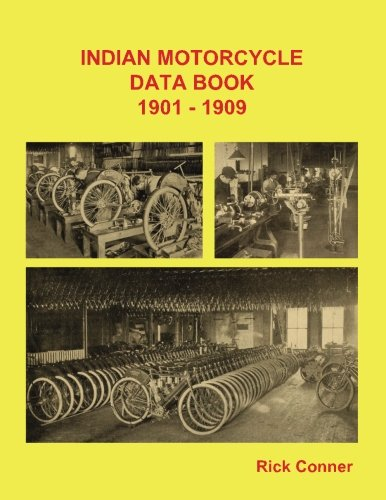 (Indian Motorcycle Data Book 1901-1909)