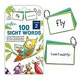 reverse flash ring - eeBoo 100 Sight Words Flash Cards, Level 2