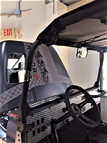 Rear View Mirror for Mahindra Roxor by Maverick Advantage