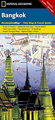 Bangkok (National Geographic Destination City Map)...