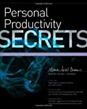 Personal Productivity Secrets, Maura Nevel Thomas, 1118179676