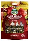 Oxbow Simple Rewards Baked Treats - Apple