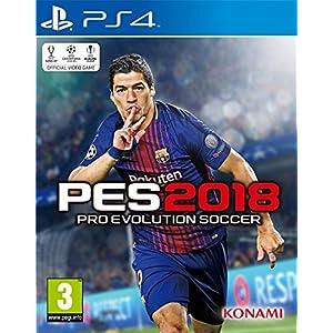 Pro Evolution Soccer 2018 (PS4) UK IMPORT REGION FREE