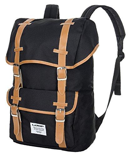 LOAP ETRO 18 Rucksack   Freizeit   Schule   18 Liter   Daypack   510 g V20 m.night qqpCSUFRG