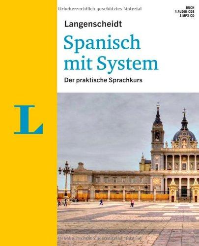 Langenscheidt Spanisch mit System - Der praktische Sprachkurs (Lehrbuch)