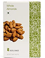 Solimo Premium Almonds, 250g