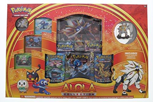Pokemon TCG: Alola Solgaleo Collection Box by Pokémon