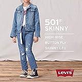 Levi's Girls' Big 501 Skinny Fit
