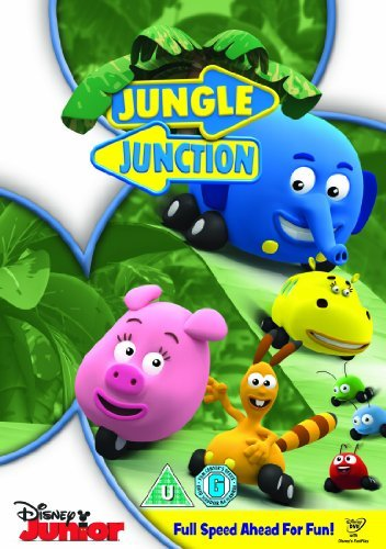 Jungle Junction [DVD]