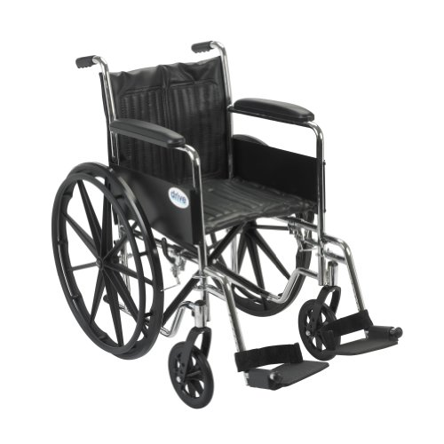 Drive Medical Wheelchair Various Rigging