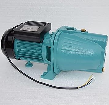 AM-100A Kreiselpumpe 1100 Watt 3600 l//h Hauswasserwerk Jetpumpe Gartenpumpe