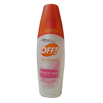 Off! Family Care Insect Repellent III, Tropical Fresh