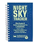 img - for Night Sky Tracker: Backyard Astronomer's Logbook by Leslie A. Horvitz (2006-04-01) book / textbook / text book