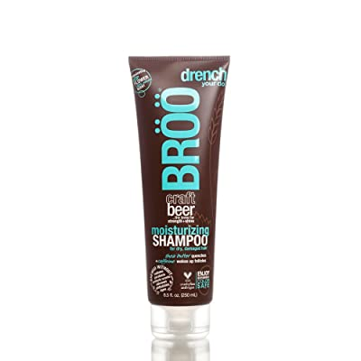 BRÖÖ Craft Beer Moisturizing Shampoo
