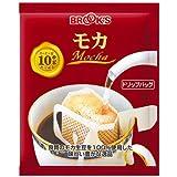 ブルックス モカ 10g×120袋 ドリップバッグコーヒー 珈琲 BROOK'S BROOKS