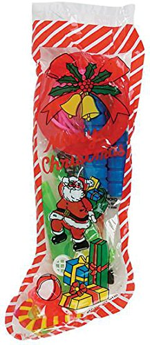 DDI 1909350 Christmas Stocking Filled With Toys