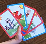 Jumbo Childrens OLD MAID and MEMORY MATCH Card Game (Set of 2) Classics