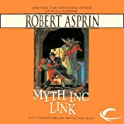 M.Y.T.H. Inc. Link: Myth Adventures, Book 7 | Robert Asprin